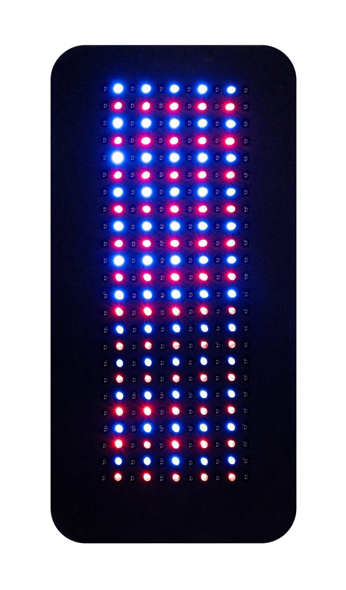 Inlight Therapy Inc LED light therapy pad Body 264 in tricolor