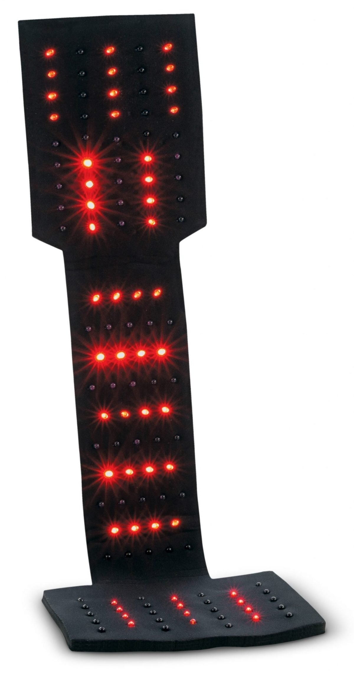 Inlight Therapy Inc LED light therapy pad Boot 122 in red
