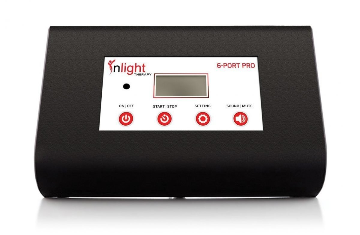 Inlight Therapy Inc. LED light system 6 port controller