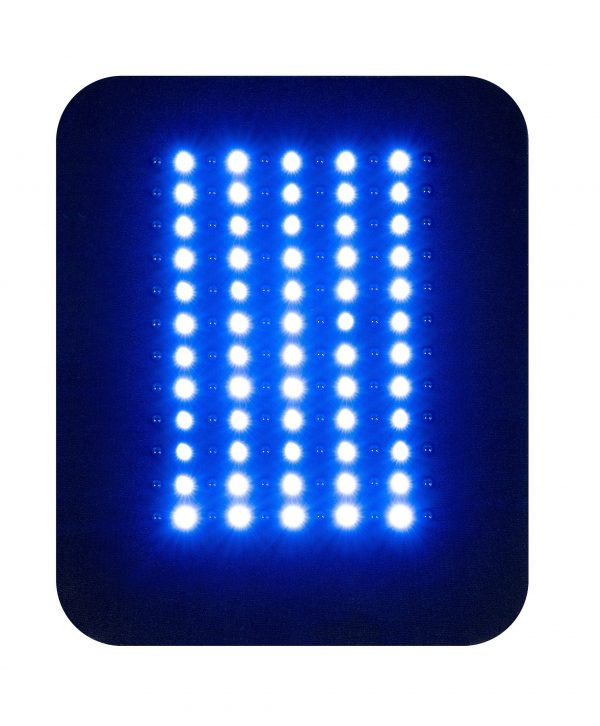 Inlight Therapy Inc LED light therapy pad Local 132 in blue