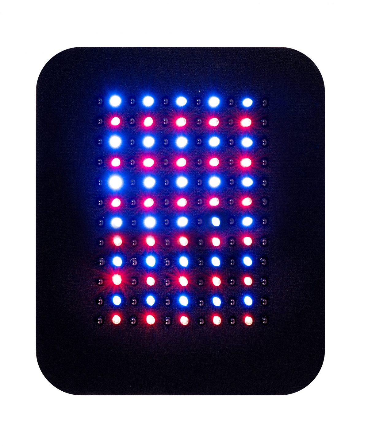 Inlight Therapy Inc LED light therapy pad Local 132 in tricolor