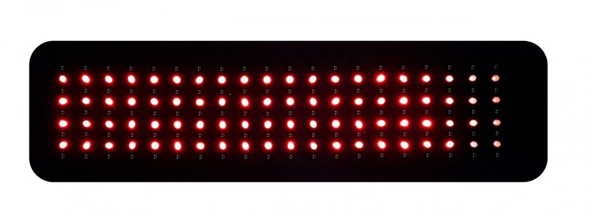 Inlight Therapy Inc LED light therapy pad Painbuster 180 in red