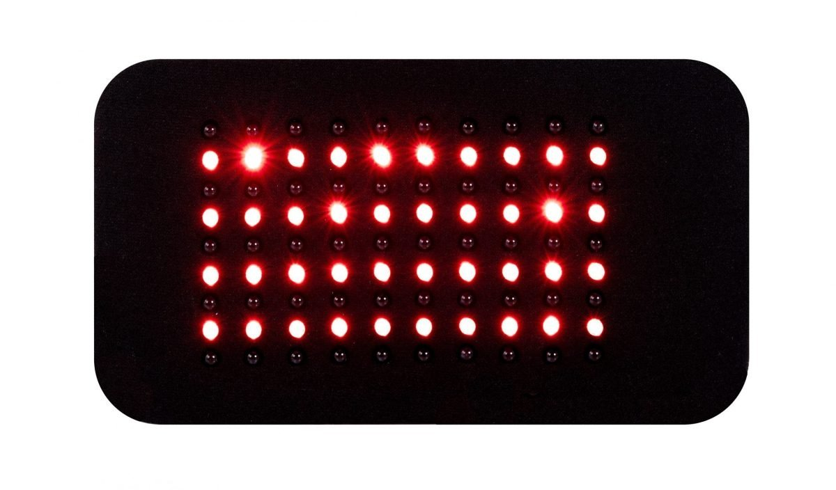Inlight Therapy Inc LED light therapy pad Painbuster 90 in red
