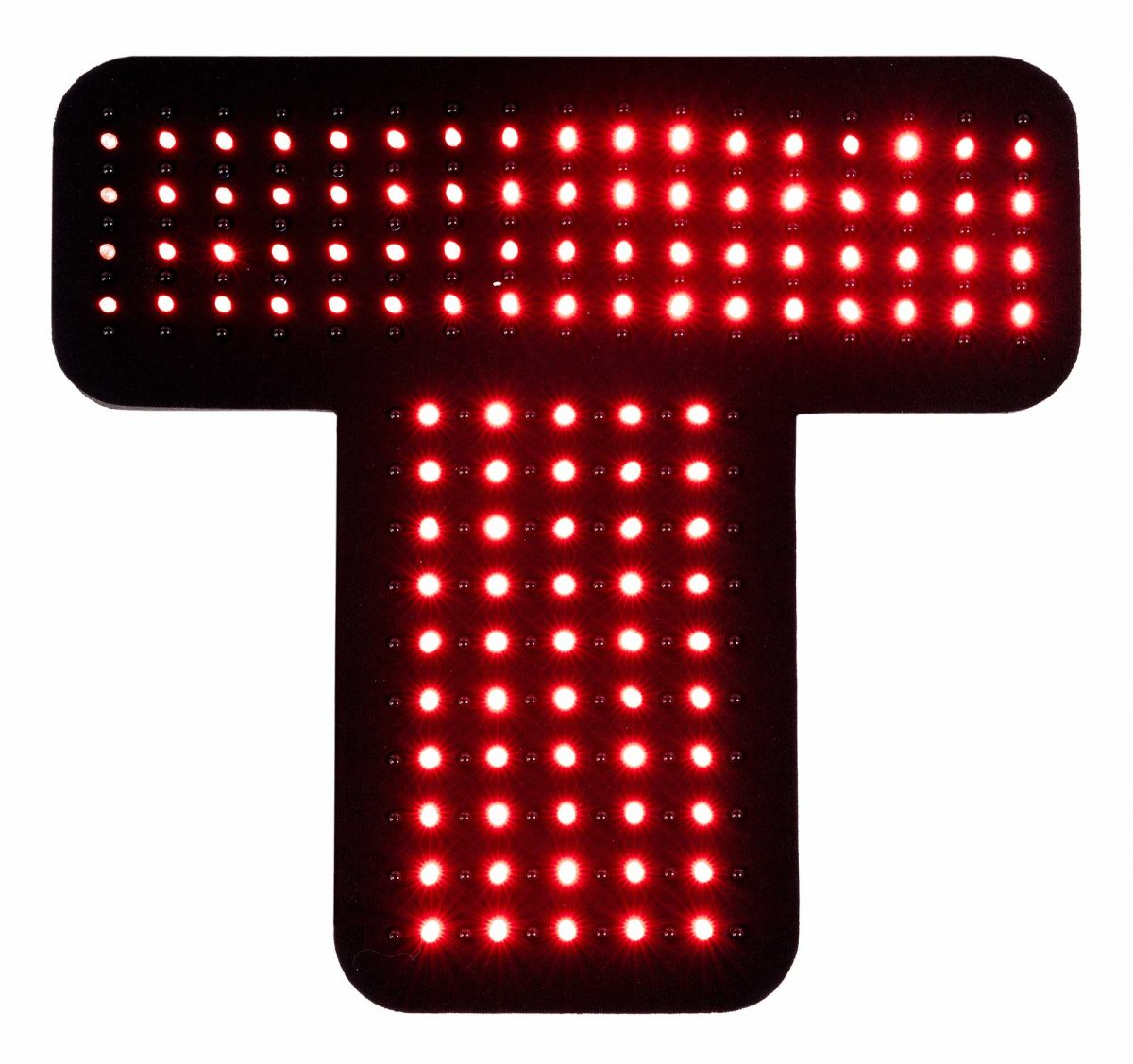 Inlight Therapy Inc LED light therapy pad T-263 in red