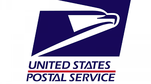 The official logo of the USPS