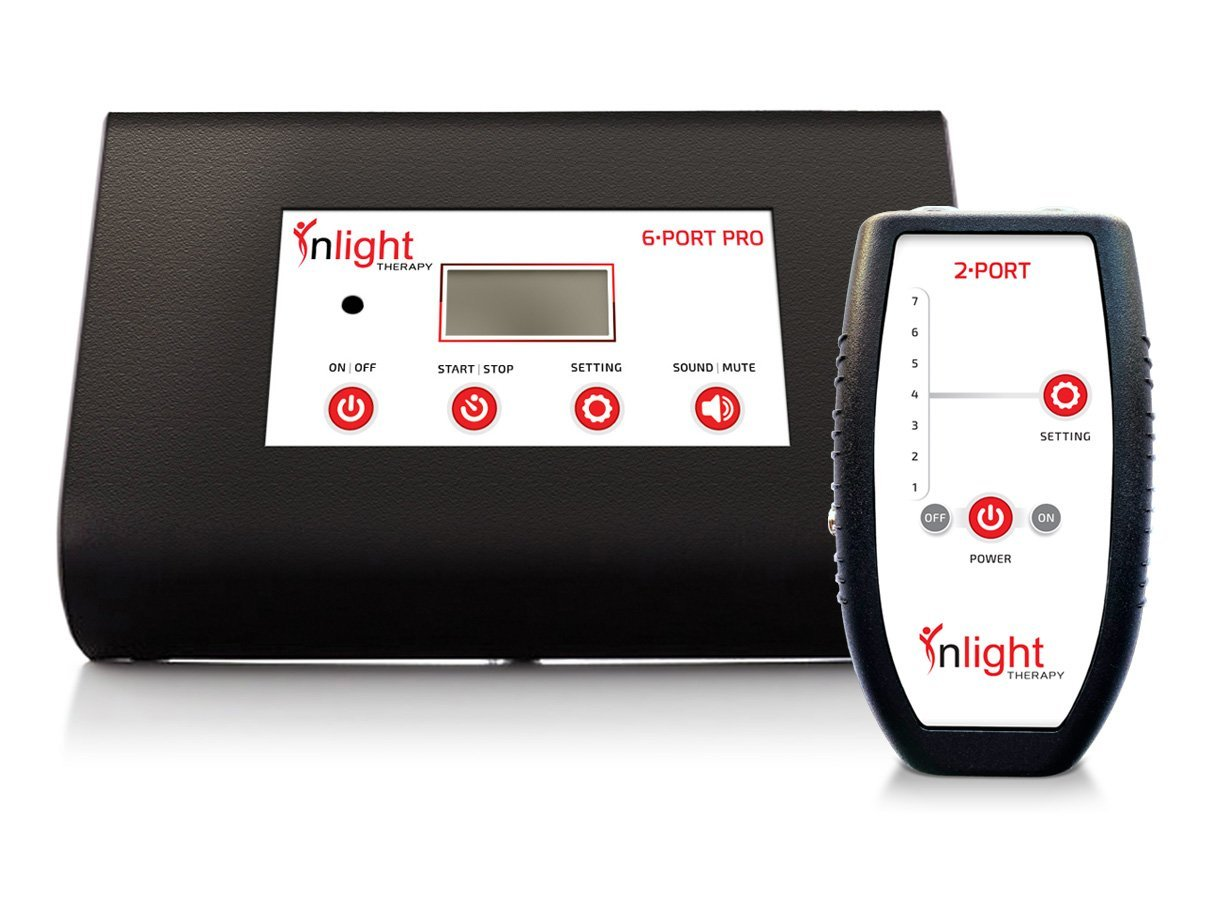 Inlight Therapy Inc. light therapy controllers