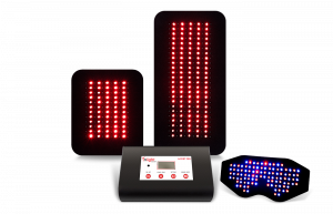 Inlight Therapy Inc. expandable system with 6 port controller and 3 LED pads